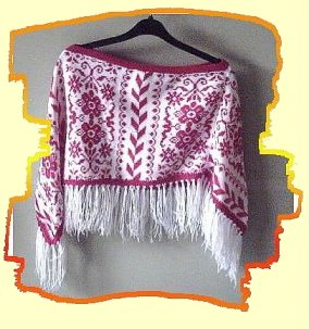 Free Machine Knitting Patterns To Download : KNITTING MACHINE PATTERN FOR PONCHO DESIGNS & PATTERNS